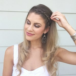 dutch braid headband